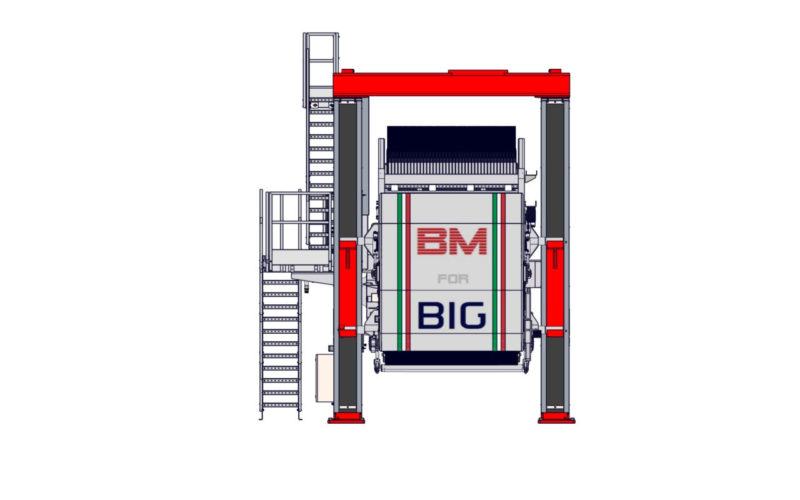 BM Big Edition Multiwire Taglio Graniti